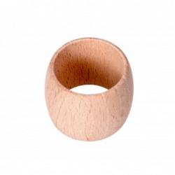 Serwetnik drewniany owalny