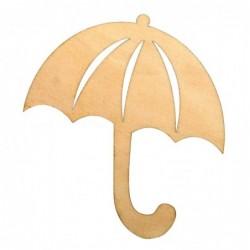 Parasol ze sklejki 10 cm
