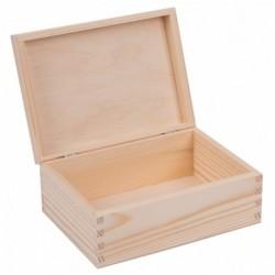 Pudełko drewniane 22x16cm