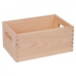 Skrzynka drewniana z...