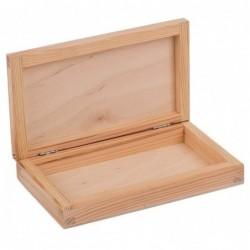 Pudełko drewniane na banknoty