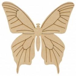 Motyl ze sklejki 10 cm
