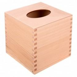 Chustecznik drewniany...
