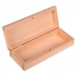 Piórnik drewniany 18x7,3cm...