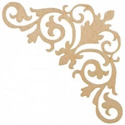 Ażur dekoracja ze sklejki 6...