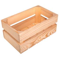 Skrzynka drewniana 26x16cm